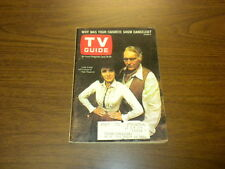 TV GUIDE magazine 1968 June 15-21 THE HIGH CHAPARRAL tv western