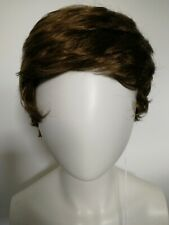 Adolfo Synthetic Wig. Short, layered Auburn Copper red. New Old Stock