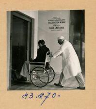 PARIS 1960 - 9 Photos Hôpital Lariboisière - PL 1027