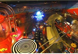 Twilight Zone Pinball Machine ULTIMATE Robby the Robot MK4