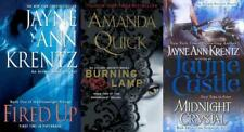 Jayne Castle DREAMLIGHT TRILOGY Paranormal Romance Paperbacks 1-3 Krentz Quick