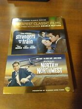 Tcm Greatest Classic Films: Alfred Hitchcock - Strangers on a Train/North by No…