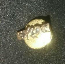 Lapel Pin, Used Exxon 10K Gold