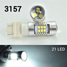 Brake Light T25 3157 3057 4157 Peformance Auto 21 SMD LED White B1 For Ford A