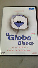 """DVD """"EL GLOBO BLANCO"""" COMO MUEVA ABBAS KIAROSTAMI JAFAR PANAHI"""