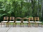 Lawrence Peabody Mid Century Modern Dining Chairs for Restoration PU MICHIGAN