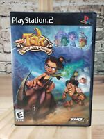 Tak: The Great Juju Challenge (Sony PlayStation 2, 2005) no manual!