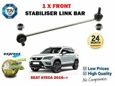 FOR SEAT ATECA 1.4 TSI 1.6 2.0 TDI 2016-> NEW 1 X FRONT STABILISER SWAY LINK BAR