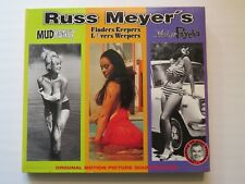 """Russ meyer's BANDAS SONORAS """"MUDHONEY ,"""" """"FINDERS KEEPERS,AMANTES"""" """"Motorpsycho"""""""