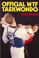 Official Taekwondo,David Mitchell