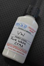 VW LC9A Blanc Pur Golf Gti R Tiguan Polo Retouche Kit Brossé Peinture Réparation