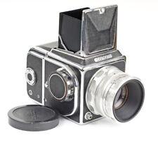 USSR Salyut Camera with Lens Industar-29 2.8/80mm No.6804902