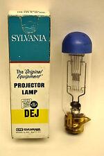 Sylvania DEJ Projector Lamp Blue Top, 750-Watts, 120-125-Volts, 25HRS.