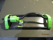 Draper oscillating adjustable lawn sprinkler. New