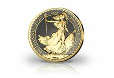 Monedas de plata Britannia (Reino Unido)