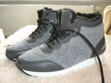 Vitaform Stiefel Stiefellette Winter Damen Boots Lammfell Grau Gr. 42