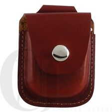 New Charles Hubert Leather Pocket Watch Holder Large Up To 48mm 3572-2