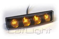 LED Positionsleuchte Scania Sonnenblende Orange Umrissleuchte LKW  12 24 Volt