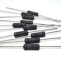 alte Bauform für Röhrenverstärker 1//2 Watt 620 Ohm 20x Widerstand