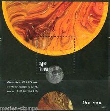 Tuvalu 2014 The Sun Souvenir Sheet Mint Nh