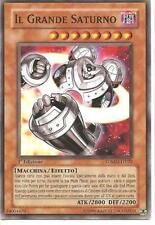 Il Grande Saturno - The Big Saturn YU-GI-OH! SDMM-IT020 Ita COMMON 1 Ed.