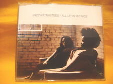 MAXI Single CD JAZZYFATNASTEES All Up In My Face 3TR 2002 r & b swing soul