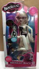 Bratzillaz Glam Gets Wicked Doll Midnight Beach Cloetta Spelletta NIB GLOWn Dark