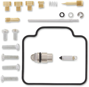 QuadBoss Carburetor Carb Rebuild Repair Kit For 96-98 Polaris Sportsman 500 4x4