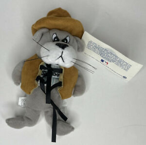 Vintage Portland Sea Dogs Slugger 1994 Plush Minor Leagues Stuffed Collectible