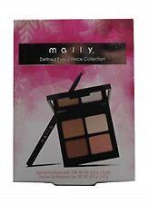 Mally Beauty Defined Eyes Eyeshadow Quad And Gel Waterproof, Gift Set