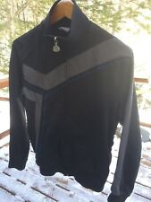 Billabong Surf Women's Ladies S Black Unique Sweatshirt Jacket Coat Barely Worn