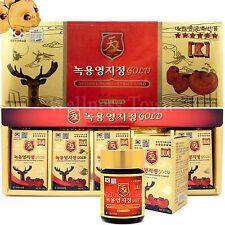 Deer Antler Lingzhi mushroom Extract Gold 250g (50g x 5bottle) Ganoderma lucidum