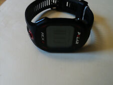 Polar RCX3 Heart Rate Monitor - Black Watch Only New Battery