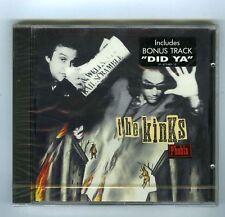 CD (NEW) THE KINKS PHOBIA