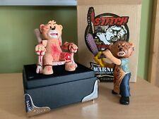Bad taste bears - Stitch and Slash, 2 BEARS check photos