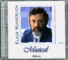 Klaus Wunderlich - Musical - Double CD of Organ Music (Brand New & Sealed)