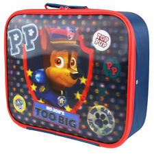 3D Paw Patrol Kinderkoffer Reisekoffer Reisetasche Kinder Koffer Handgepäck NEU