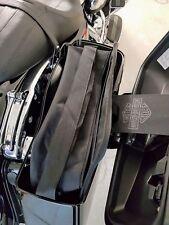 Gepäckkoffer Innentasche Passend für Harley Davidson Rückschalter