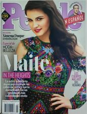 People En Espanol Sept 2017 Maite In The Heights Ximena Duque FREE SHIPPING sb