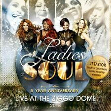 Ladies of Soul - Live at the Ziggodome 2018 2-c dvd Glennis Grace, Candy Dulfer