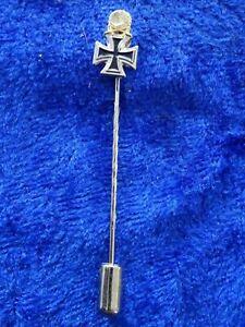 (C12) Nadel Zivilnadel zum Ritterkreuz Eichenlaub Schwertern Brillanten in gold