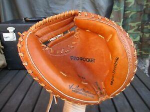 Vtg Unused TED WILLIAMS Sears & Roebuck Catcher's Mitt, Baseball Glove