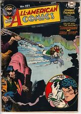 All American Comics #101 G+ (Golden Age) Scarce!
