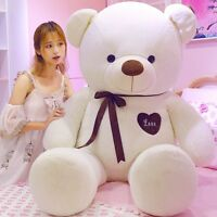 Large Teddy Bear Plush Stuffed Giant Big Soft Toys Doll  Lover Birthday New Gift