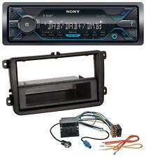 Sony USB MP3 Bluetooth DAB Autoradio für VW Caddy Golf V VI Jetta ab 03