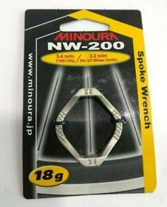 Minoura Tool NW-200 (Set) Silver
