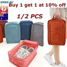 1/2PCS Travel Pouch Storage Shoe Bag Waterproof Portable Organizer Shoes Bags