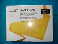 "Seagate Barracuda 3.5"" SATA/300 Gigabytes 16 MB Cache Hard Drive / Brand NEW"