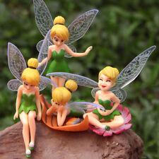 Fairy Miniature Figurine Garden Ornament Plant Pot Craft Dollhouse Mini Decor