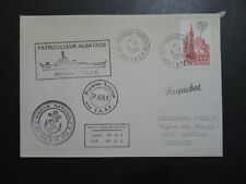 French Antarctic 1984 TAAF Kerguelen Albatros Cover / France Postage - Z10268